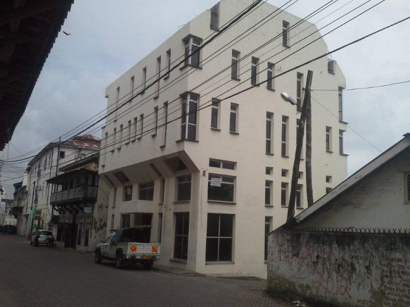 ARCAF BUILDING - SIR MBARAK HINAWAY ROAD (OLD TOWN), MOMBASA