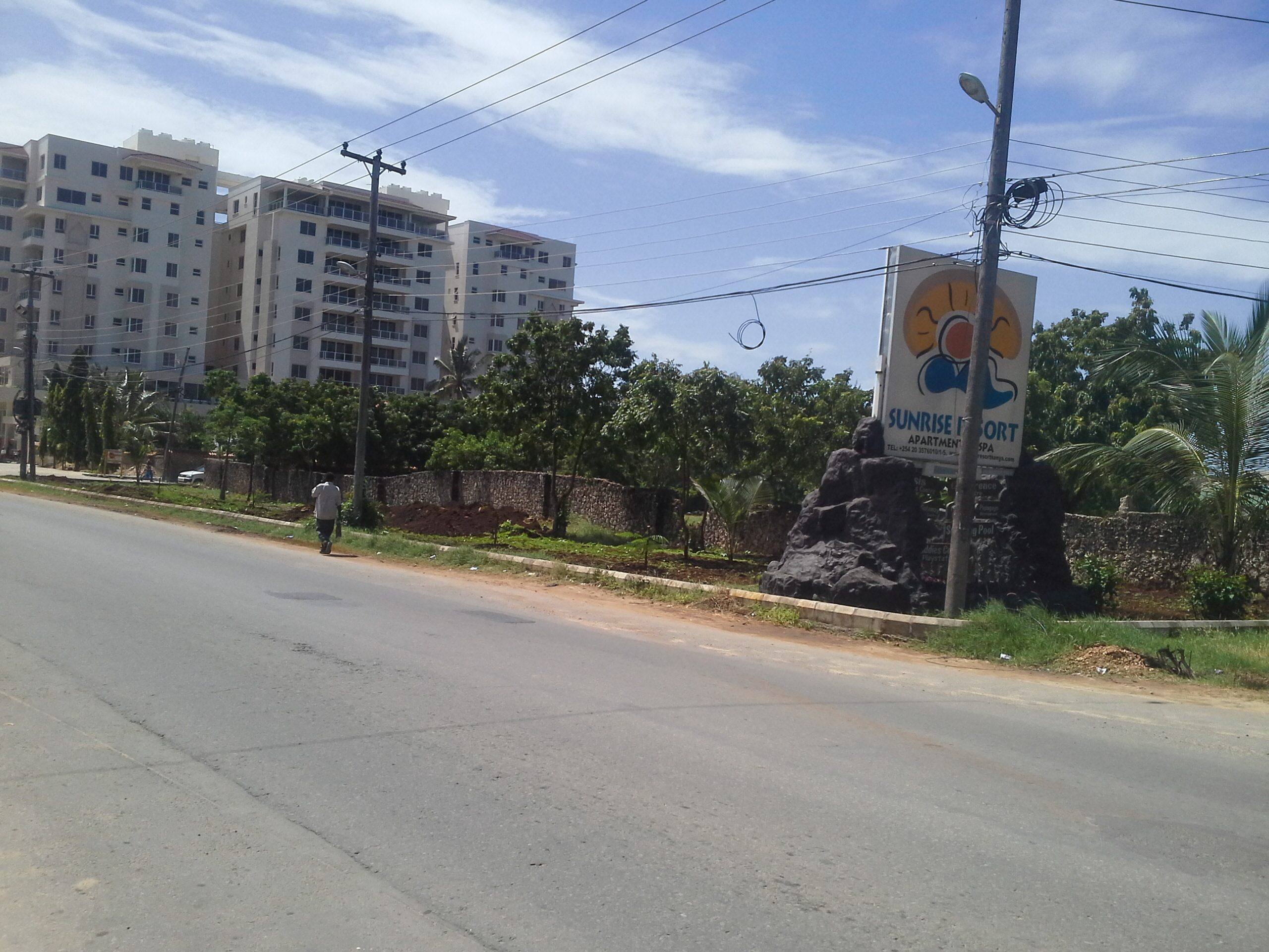 LINKS ROAD (NYALI), MOMBASA