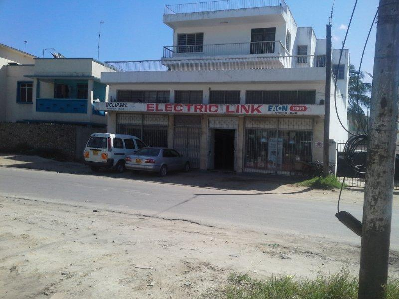 ELECTRIC LINK HOUSE - ARCHBISHOP MAKARIOS ROAD (GANJONI), MOMBASA