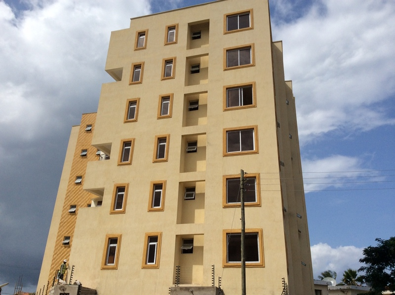CASTLE BREEZE APARTMENTS - NYALI ROAD, MOMBASA