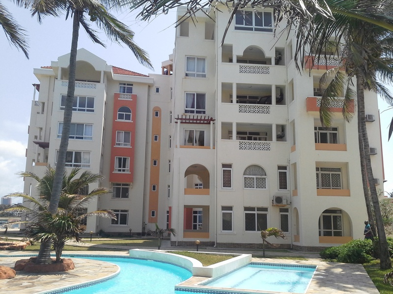 ROYAL BEACH APARTMENTS - OFF NYALI ROAD (ENGLISH POINT), MOMBASA