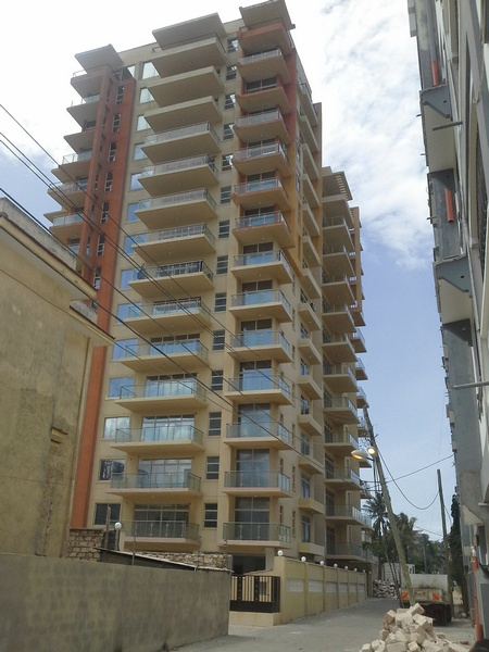 SOARING WAVES APARTMENTS - NYALI ROAD (MKOMANI), MOMBASA